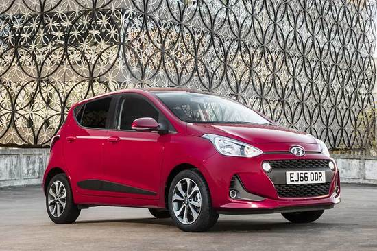 The Hyundai i10 is a fantastic choice for young drivers looking to save money on their insurance