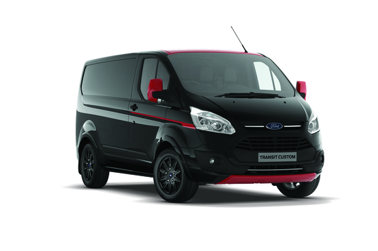 Ford Transit Custom Trend Colour Edition