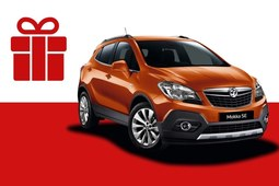 Vauxhall's £500 Gift Event is now on