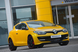 Last-ever Renault Sport Mégane III for sale at Arnold Clark Dundee
