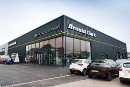 Arnold Clark's Aberdeen Service Centre is now open