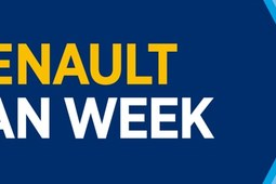 Renault Van Week – exceptional offers and 10% off accessories when you buy