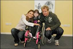 The Kiltwalk: Spotlight on Spina Bifida Hydrocephalus Scotland