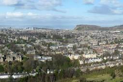 Edinburgh Kiltwalk – The Forth trail