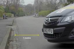 Video: How to turn in the road