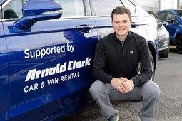 Arnold Clark supports homegrown golfer Jack McDonald