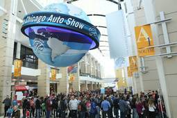 Five amazing SUVs from the Chicago Auto Show 2017