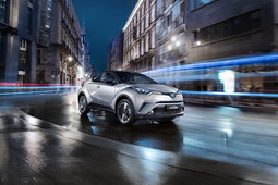Everything you need to know about the Toyota C-HR
