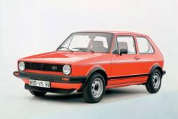 Driving through history: Volkswagen Golf GTI