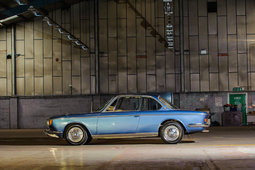 One of a rare kind: the BMW 2000CS