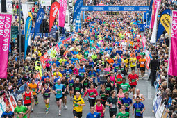 The Great Scottish Run 2016
