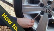 How to check your tyre pressure