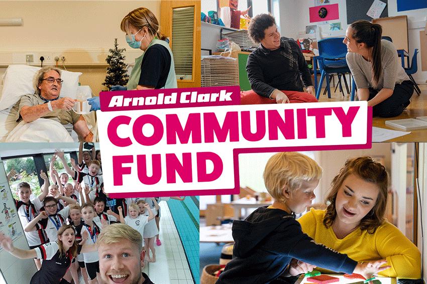 The Arnold Clark Community Fund