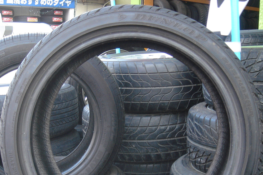 TyreSafe warn of dangers of part worn tyres