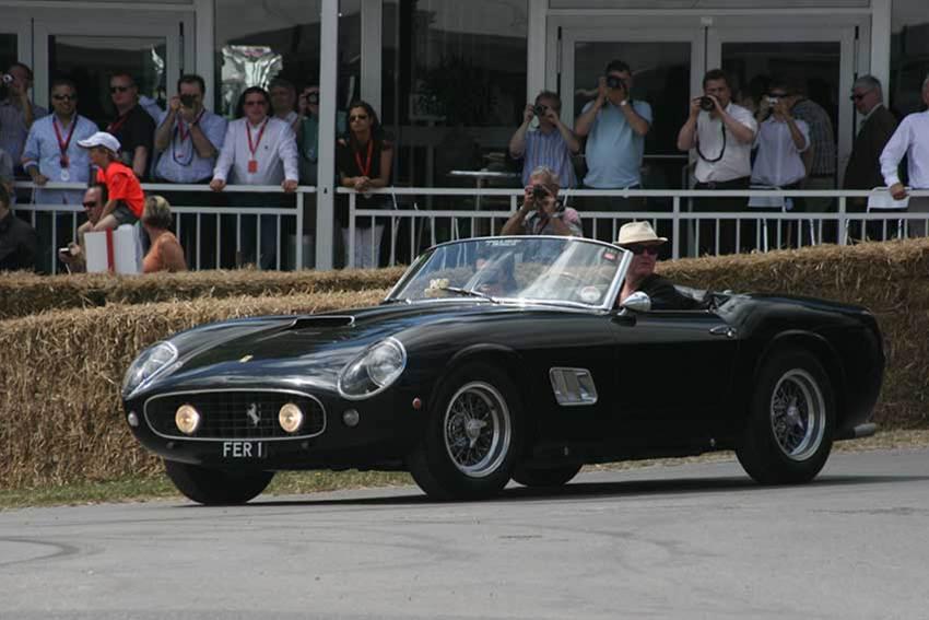 Chris Evans Impressive Car Collection