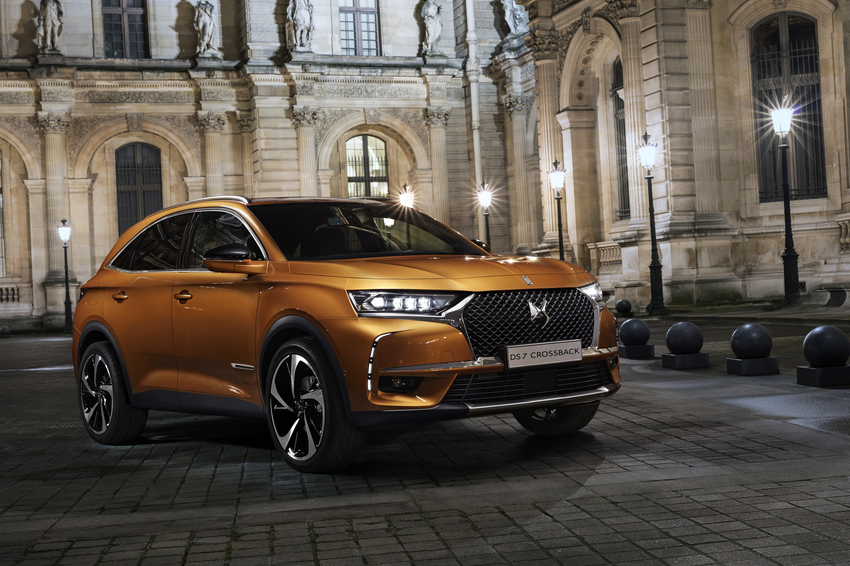 The impressive DS7 Crossback