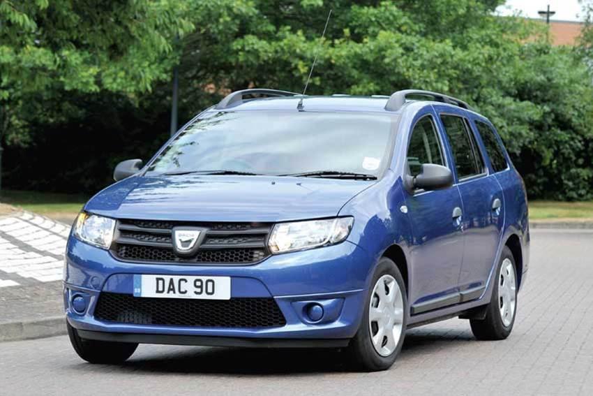 Category Dacia >> Dacia Logan Announced As Power Driver Winner In Family Car Category