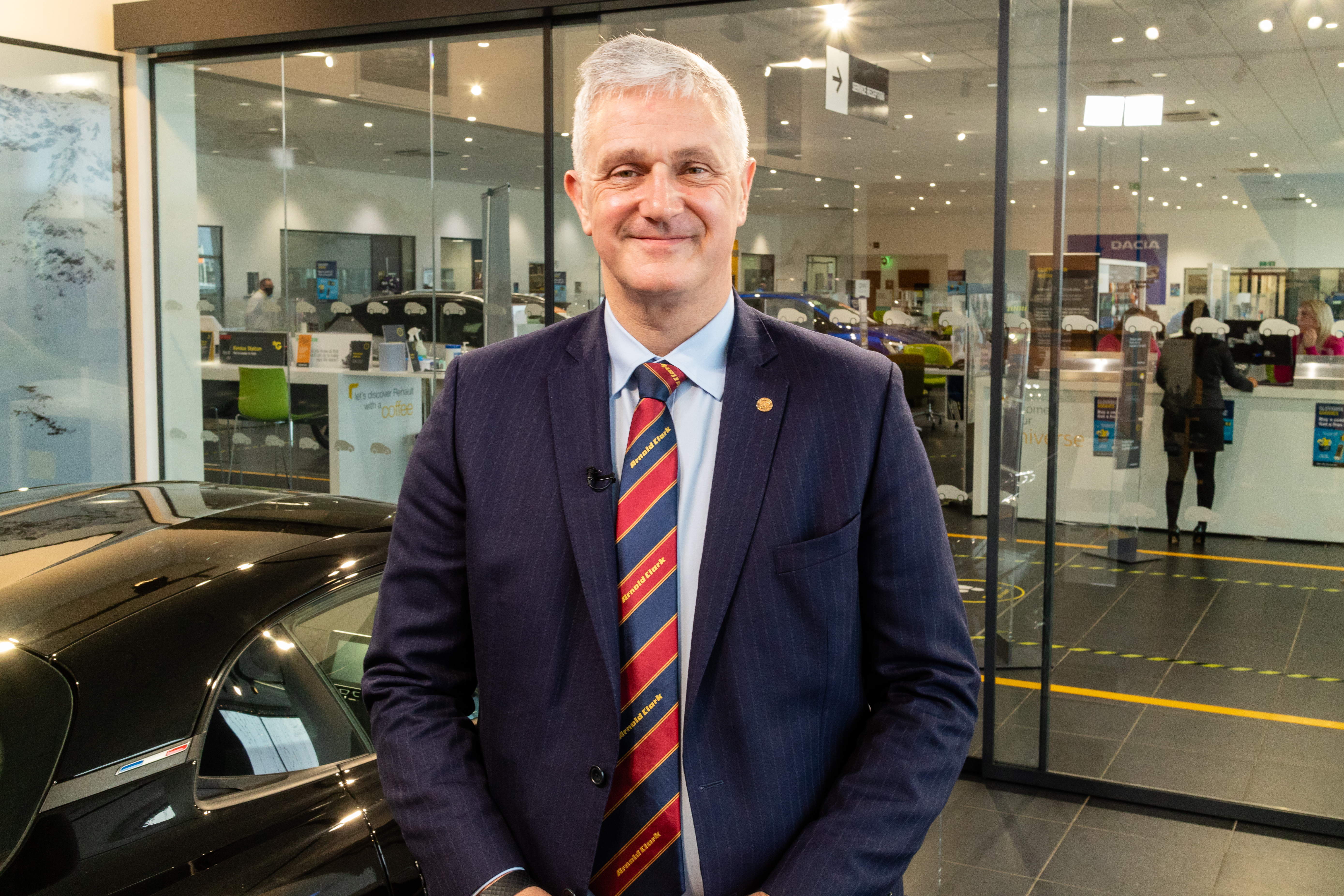 Eddie Hawthorne discusses the future of petrol, diesel and electric cars in light of the 2030 petrol and diesel car ban.