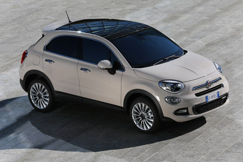the all-new fiat 500x has arrived