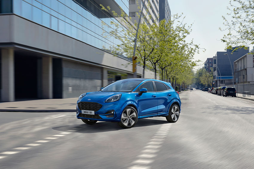 The Ford Puma has been reinvented for 2019.