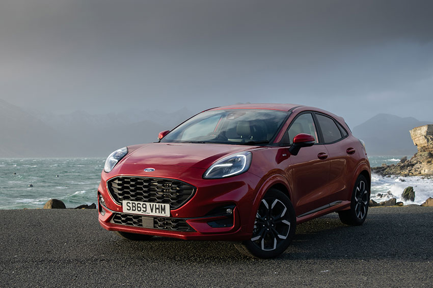 The all-new Ford Puma.
