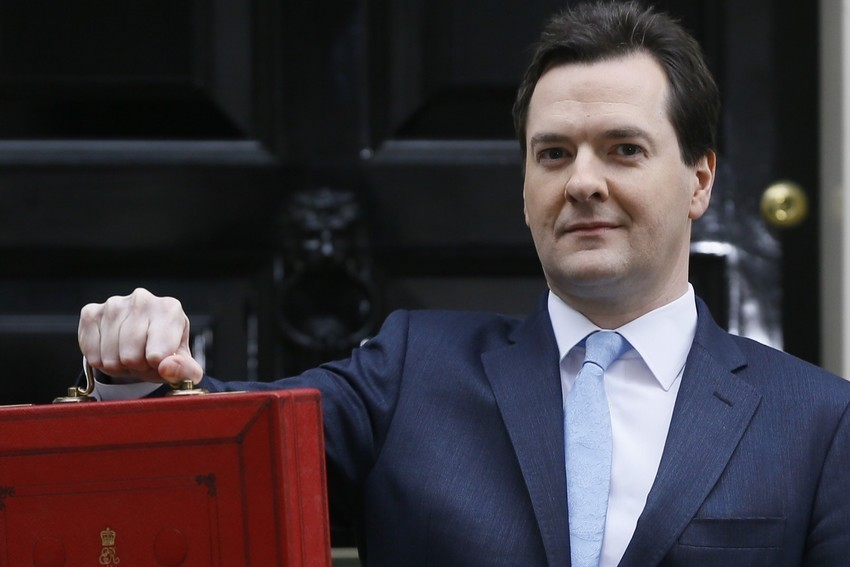 George Osborne revealed the 2015 budget today at 12:30pm