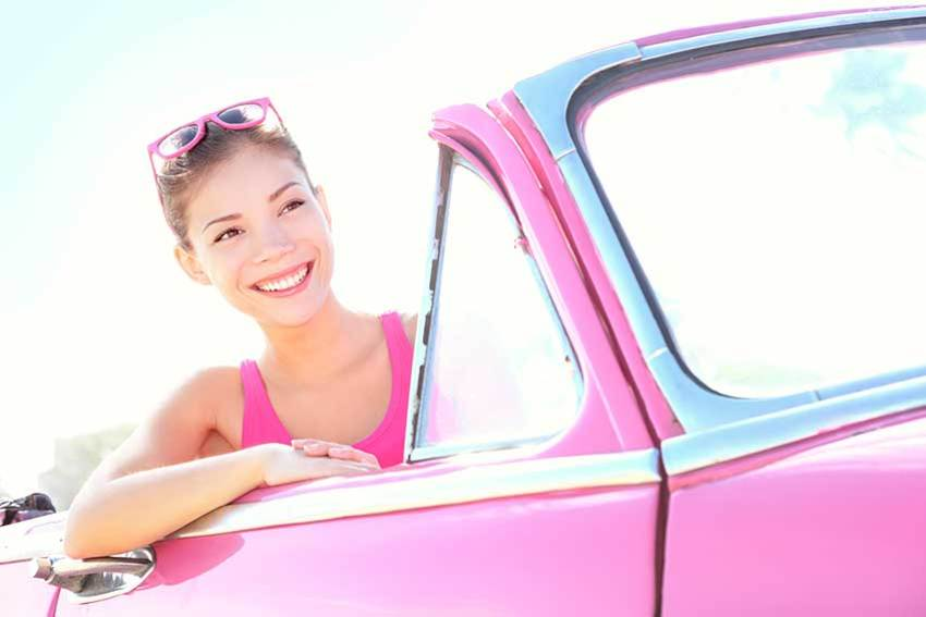 Is there such a thing as a 'girl's car'?