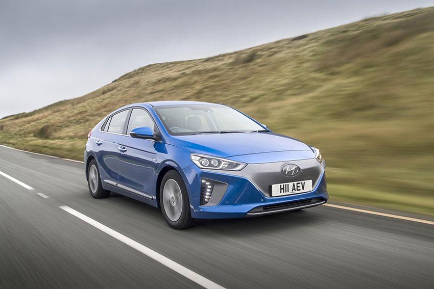 Hyundai's new IONIQ has taken the hybrid hatchback to the next level