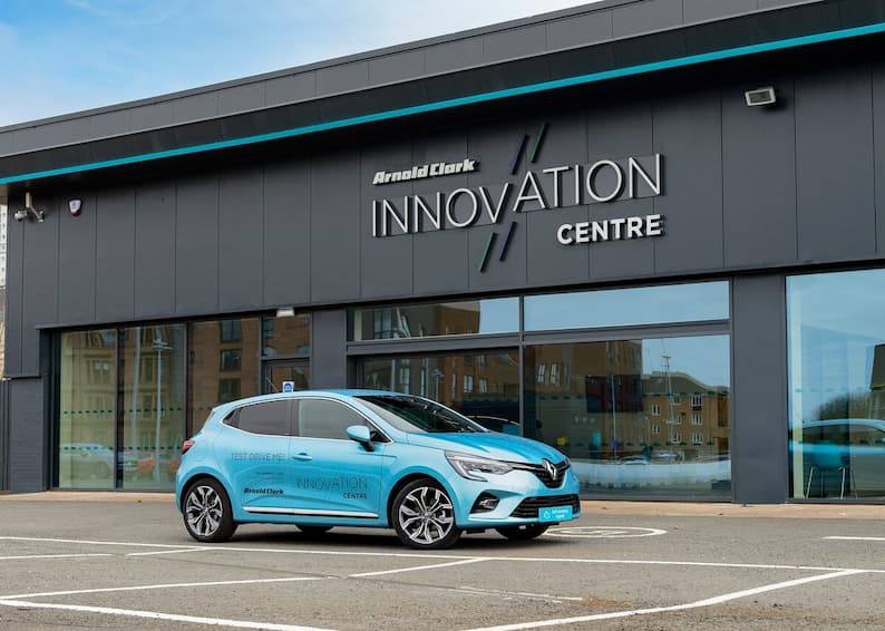 The Innovation Centre officially opened earlier this year
