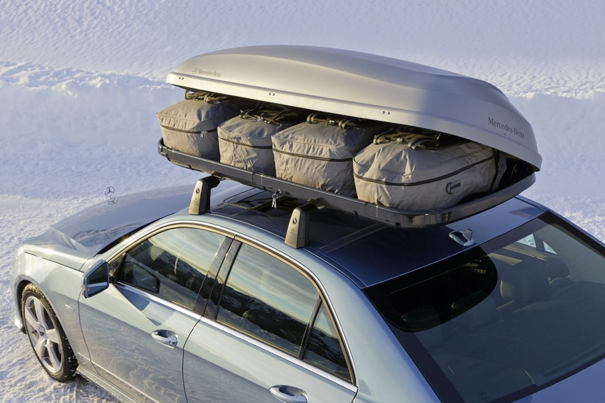 Mercedes Benz Roof Box