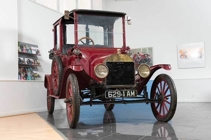 Sir Arnold Clark's 1915 Ford Model T Town Car