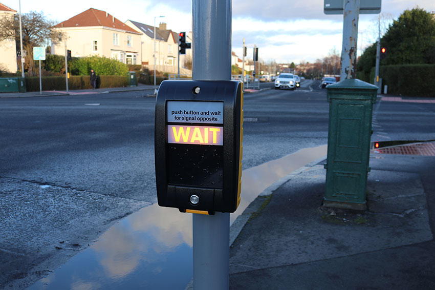 Everything you need to know about pedestrian crossings