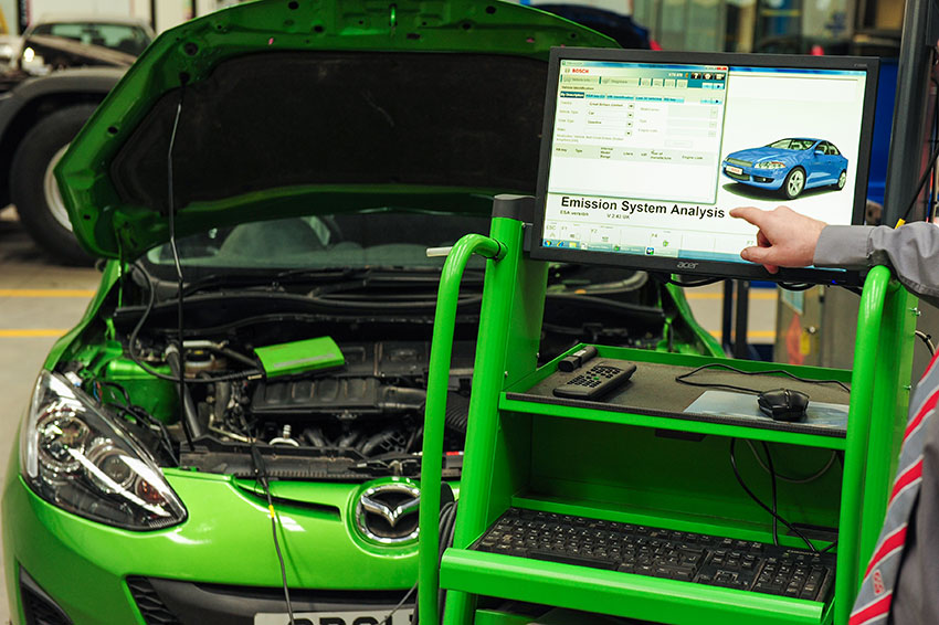 Book your MOT online today.