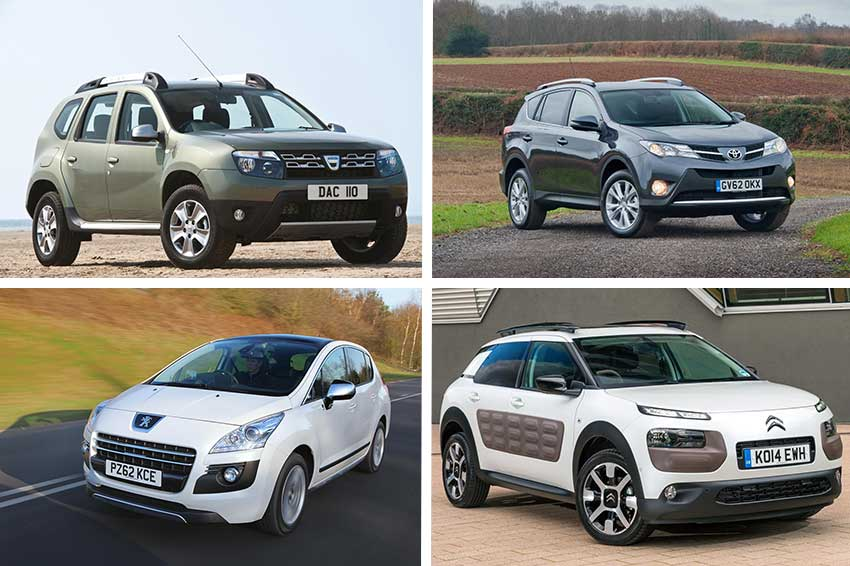 00a4220709 Which SUV will you choose