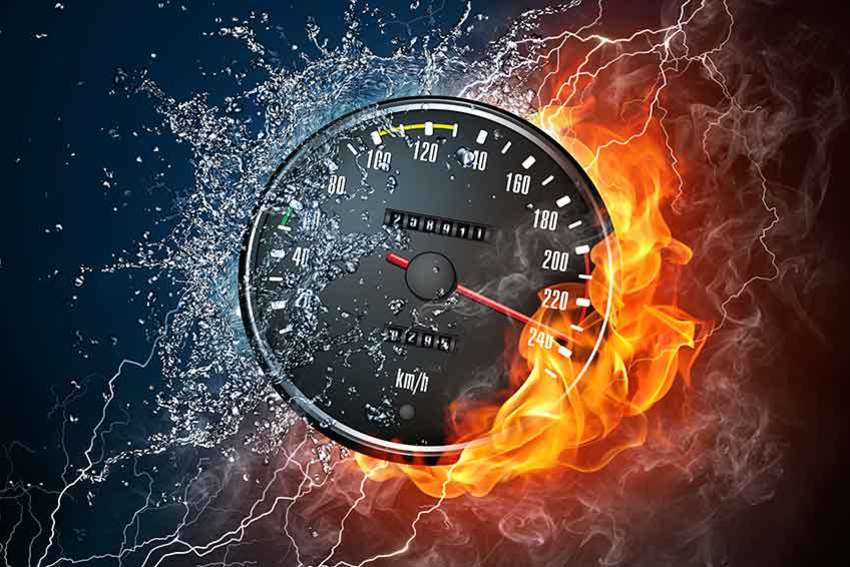 Personality could be a reason for speeding and other risky driving habits.
