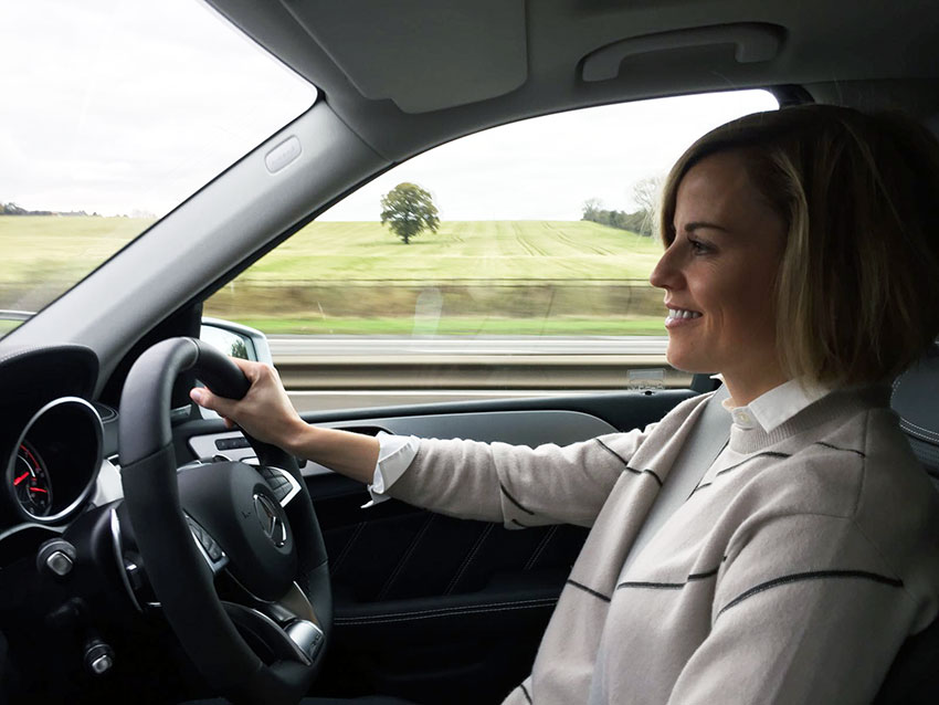 Our exclusive interview with Susie Wolff