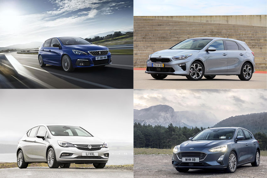 The best new hatchbacks for 2019