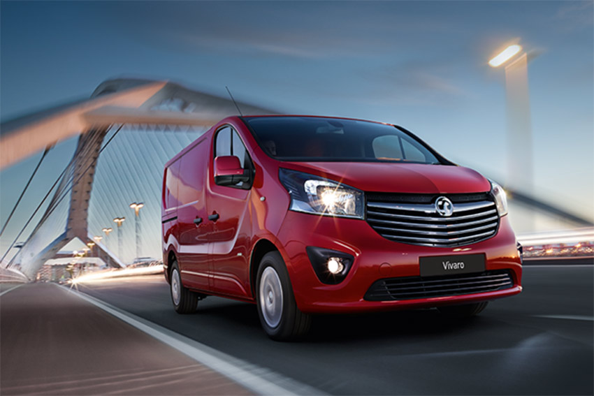 84e3f715e9 Vauxhall Vivaro named What Van  Used van of the year