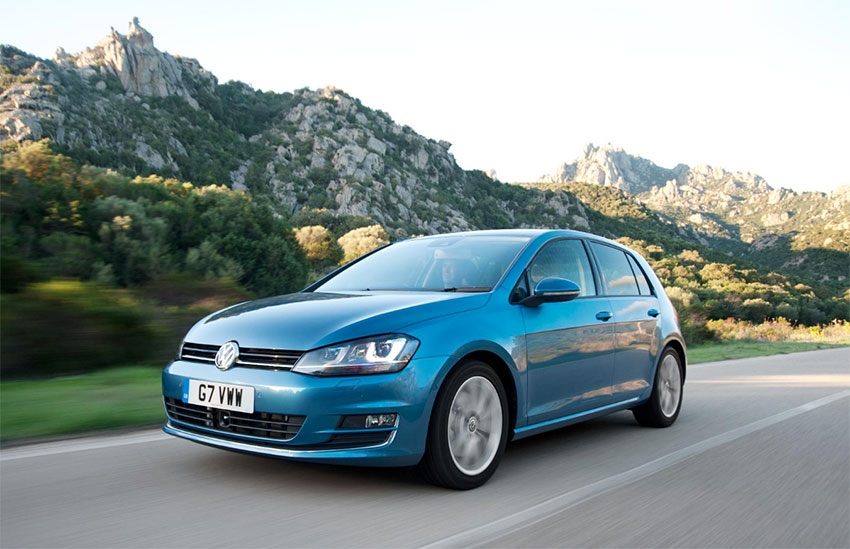 The Volkswagen Golf