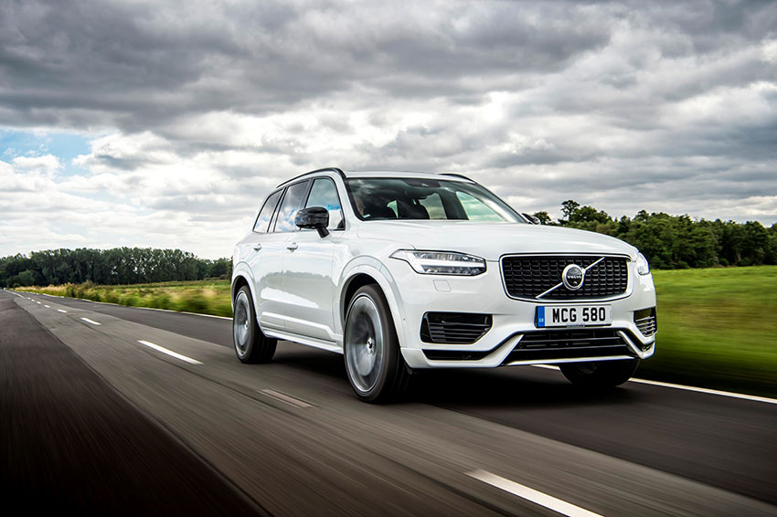 The all-new Volvo XC90.