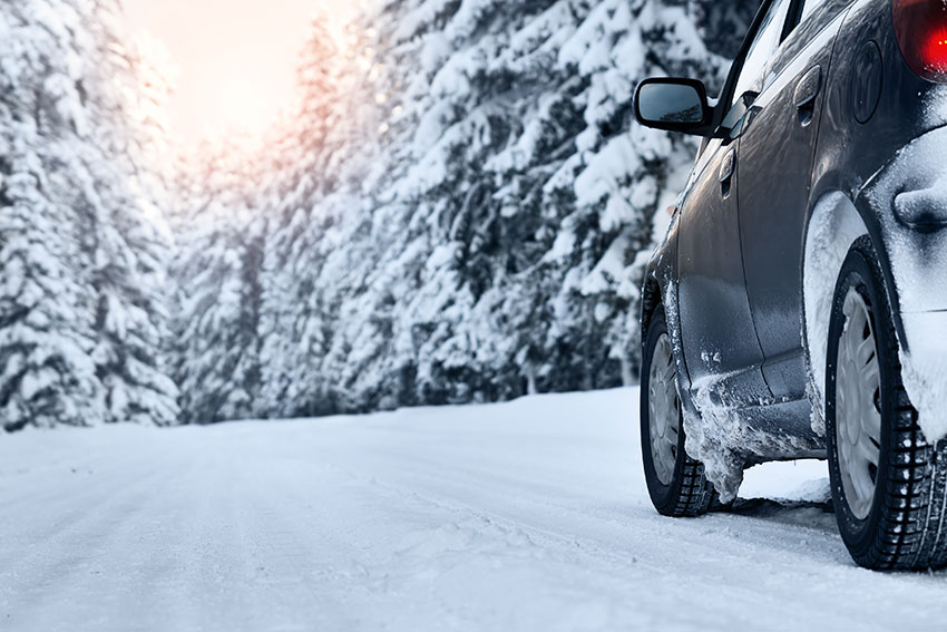 Winter Tyre Safety Advice