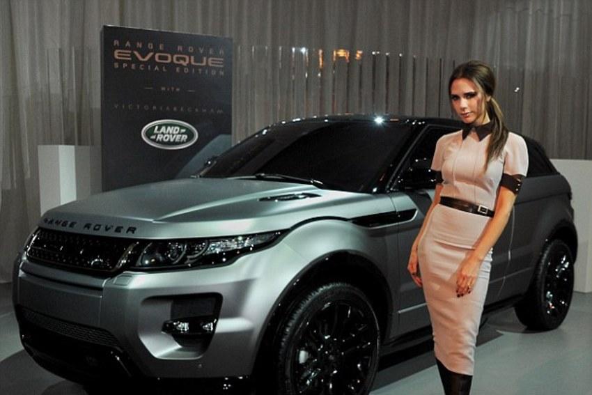 Victoria Beckham for Range Rover