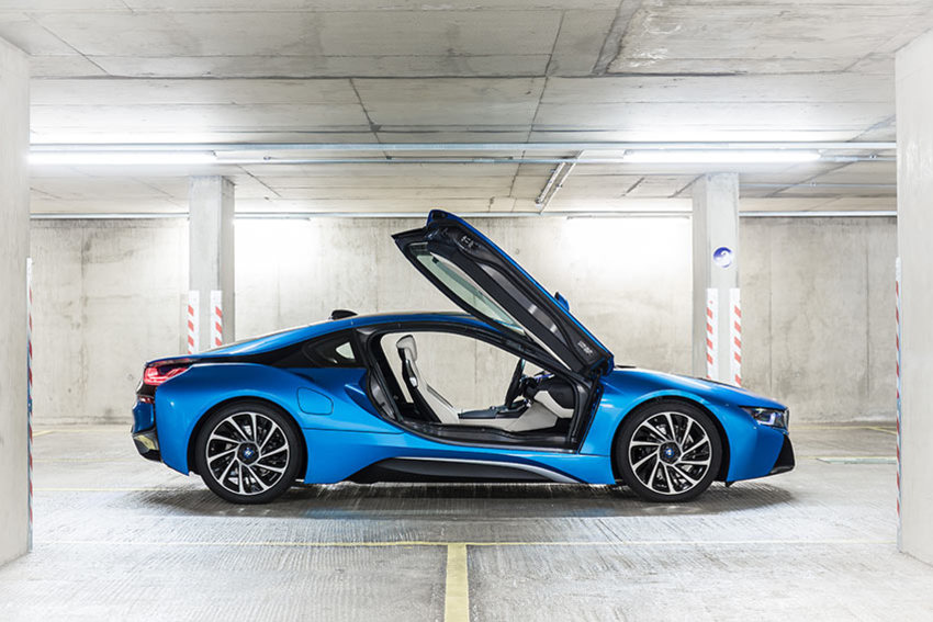 The BMW i8 will be making an appearance at the Ignition Festival of Motoring