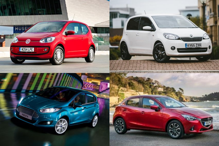 These commuter cars won't only save you money on the road – they're all available for £5k or less!