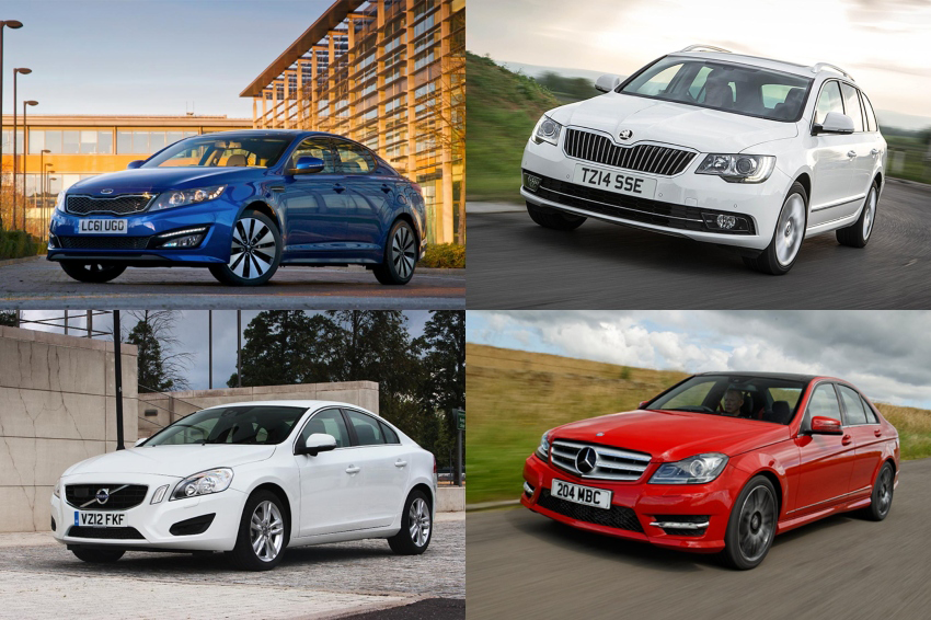 Best New Cars Under 15000 >> The Best Used Executive Cars For Under 15 000