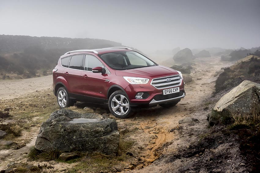 Motability Offer Of The Month Ford Kuga