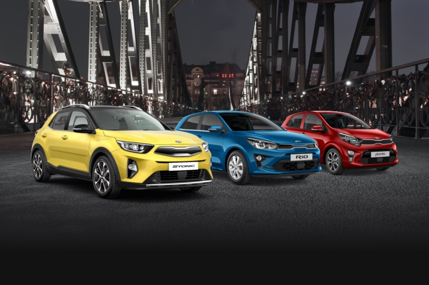 Experience the latest updates from Kia.