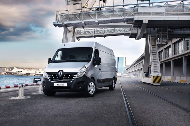 The Renault Master