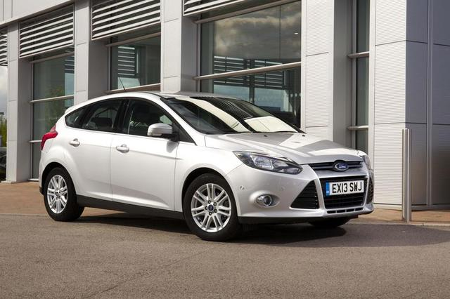 You can get all ten of these items of spec on the new Ford Focus