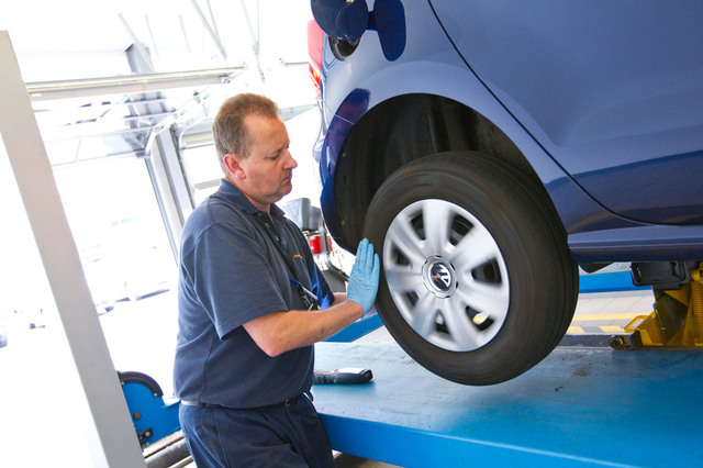 You can book a free tyre safety check online. Our tyre experts are trained to give you the best advice on tyre safety.